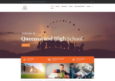 Queenswood-High-School